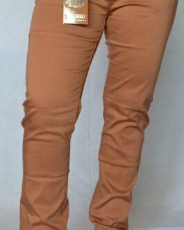 Miss cherry jeans karmelowe