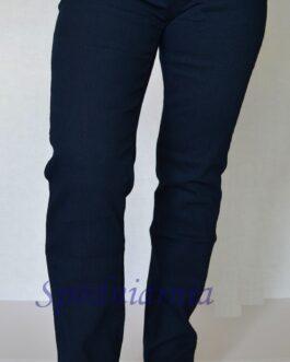 Sunbird jeans ciemny granat prążki