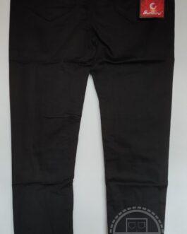 Sunbird jeans czarne z gumą w pasie