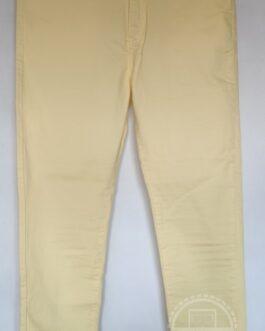 BS jeans żółte